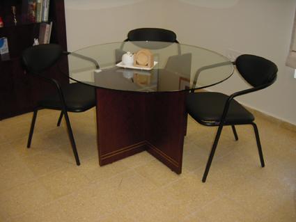 """שולחן ישיבות מנכ""""ל / קרן סק""""א-רשי"""
